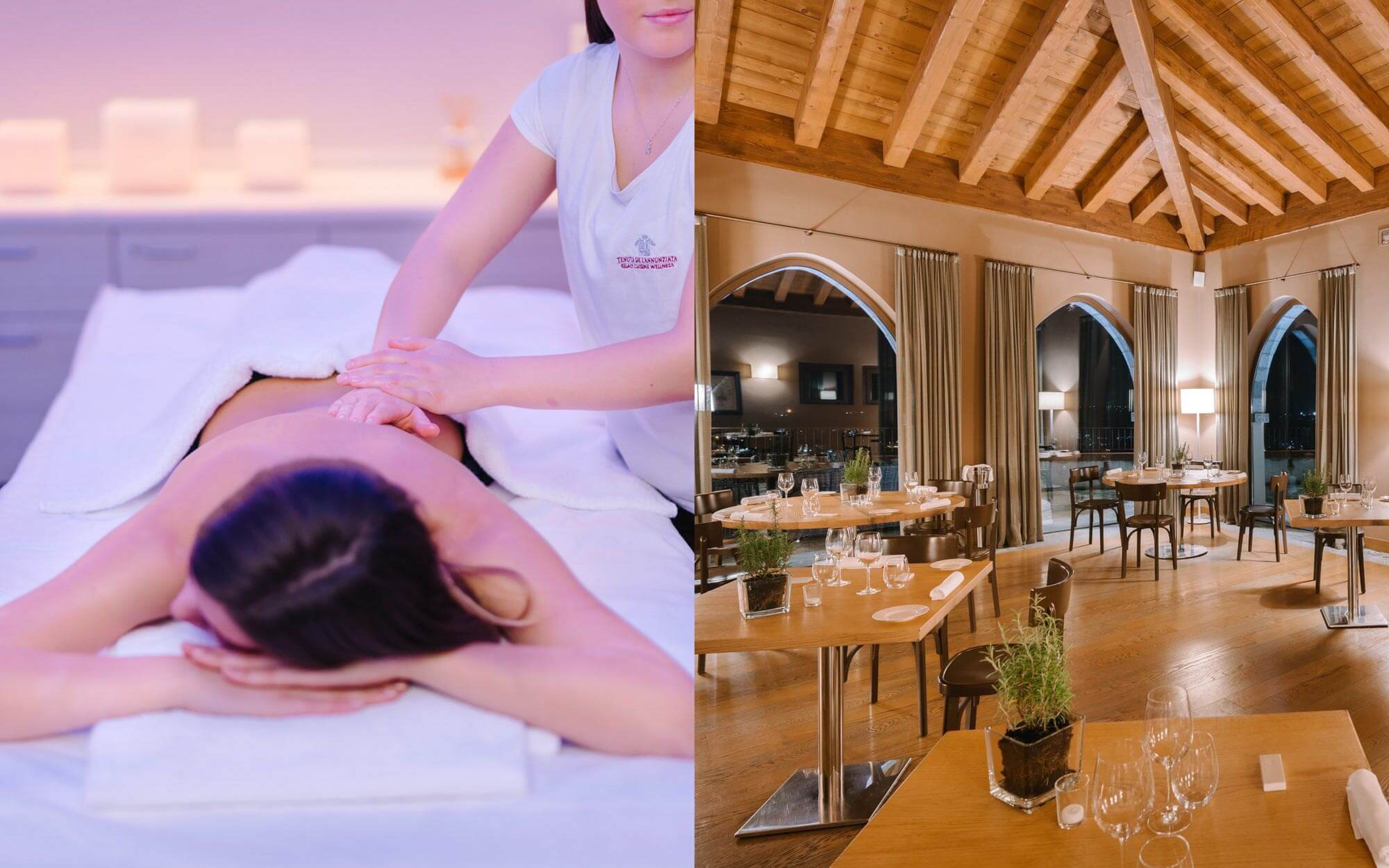 Spa & Quercus - Gold Experience